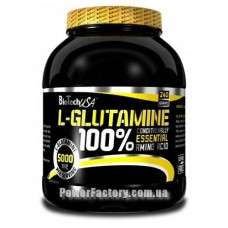 100% L-Glutamine 240 грамм