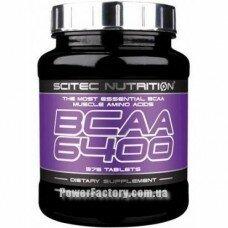 BCAA 6400 375 таблеток