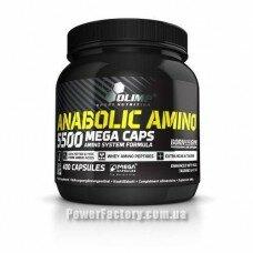 Anabolic Amino 5500 Mega Caps 400 капсул