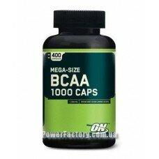 BCAA 1000 Сaps 400 капсул