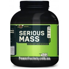 Serious Mass (No Sugar Added) 2700 грамм