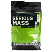 Serious Mass (No Sugar Added) 5420 грамм