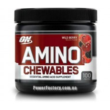 Amino Chewables 100 таблеток