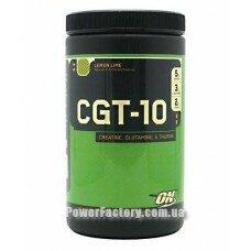 СGT 10 (Creatine, Glutamine, Taurine) 450 грамм