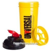 Шейкер Universal Nutrition Yellow