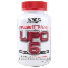 Lipo-6 Hers Maximum Strength 120 капсул