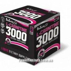 L-Carnitine 3000 мг + Ampoule 25 мл 20 штук