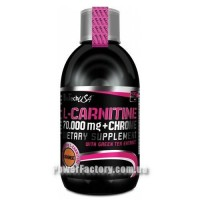 L-carnitine 70000 + chrome Liquid 500 мл