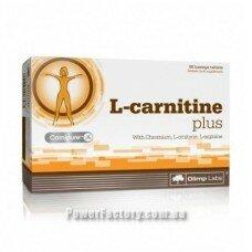 L-carnitine plus 80 таблеток
