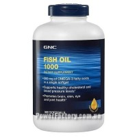 Fish Oil 1000 360 капсул