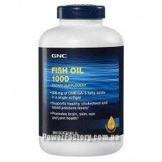 Fish Oil 1000 360 капсул