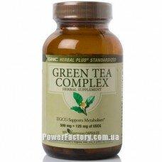 Green TEA COMPLEX 100 капсул