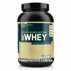 Natural 100% Whey Gold 909 грамм