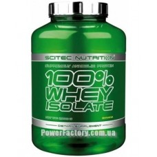 100 % Whey Isolate 2000 грамм