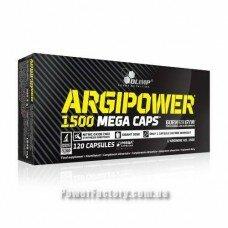 ArgiPower 1500 Mega Caps 120 капсул