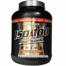 ISO 100 Whey Hydrolysed 1342 грамма +15 %