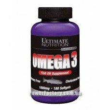 Omega 3 180 капсул