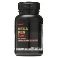 Mega Men Sport 90 caps