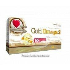 Gold Omega - 3 65% - 60 cap