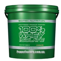 100 % Whey Isolate 4000 грамм