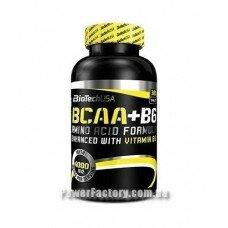 BCAA + B6 340 таблеток