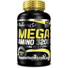 Mega Amino 3200 100 таблеток