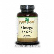 Omega 3-6-9 90 капсул