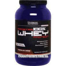 Prostar 100% Whey Protein 907 грамм