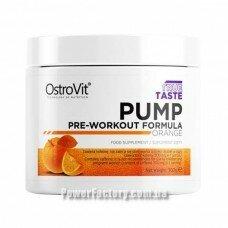 Pump pre-workout formula 300 грамм