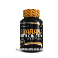 Guarana with Calcium 60 капсул