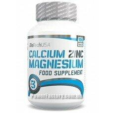 Calcium Zinc Magnesium 100 таблеток