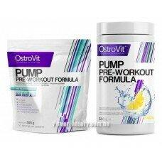 Pump pre-workout formula 500 грамм