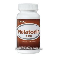 Melatonin 5 60 таблеток