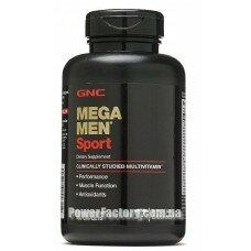 Mega Men Sport 180 капсул