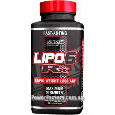 Lipo - 6 RX 60 капсул
