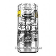 Platinum Fish Oil 100 капсул