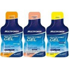 Multicarbo Gel + Guarana 40 грамм