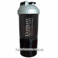 Шейкер Ultimate Nutrition трёхкомпонентный