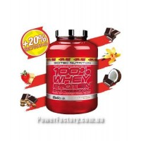100 % Whey Protein Professional 2820 грамм