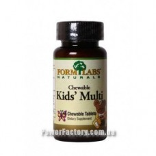 Kid's Multivitamin 45 таблеток