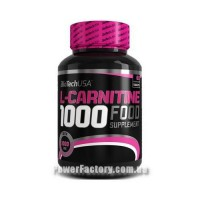 L - Carnitine 1000mg 60 таблеток