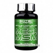 Mega MSM 100 капсул
