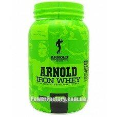 Arnold Iron Whey 680 грамм