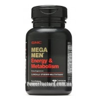 Mega Men Energy & Metabolism 90 капсул