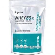 WHEY CONCENTRATE+ISOLATE 85% 900 грамм