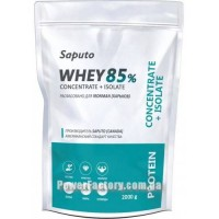 WHEY CONCENTRATE+ISOLATE 85% 2000 грамм