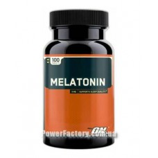 Melatonin 100 таблеток