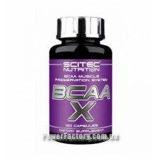 BCAA-X 120 капсул