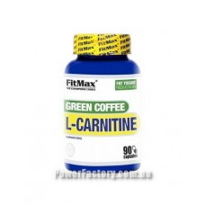 Green Coffee L - Carnitine 90 капсул
