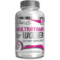 Multivitamin for Women 60 таблеток